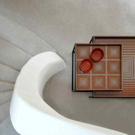 20791 Square tray coffee table set 20918 Pumpkin Squares tray 20921 Pumpkin Square tray WEB.jpg