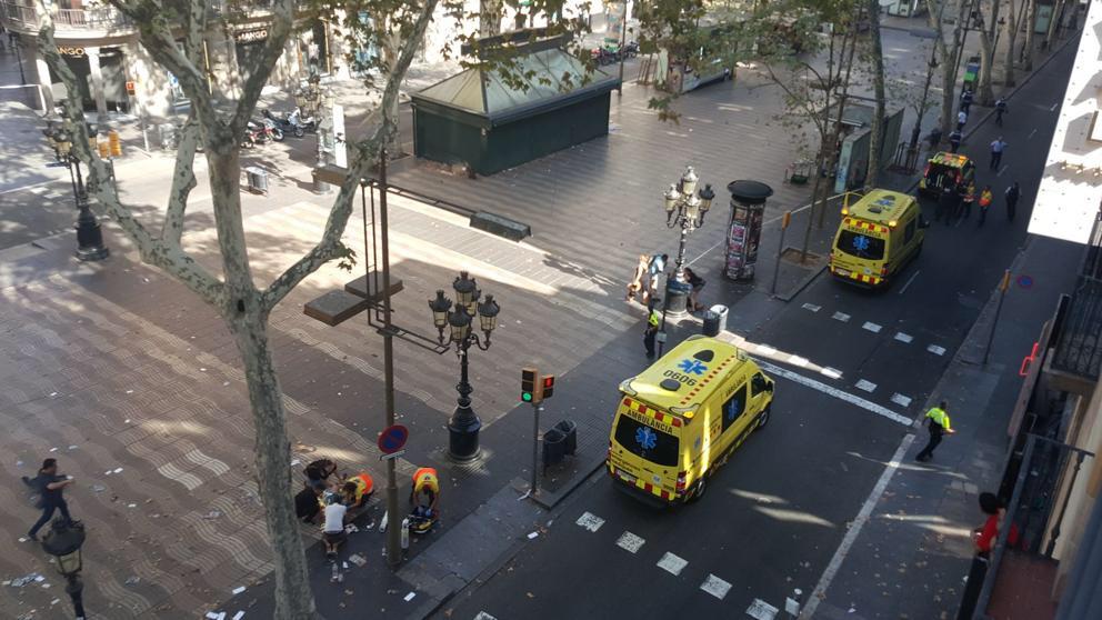 El artiguense Fabián Astrada nos cuenta cómo vivió el atentado de Barcelona