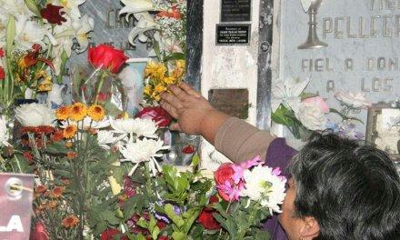 Se acondicionan los cementerios del departamento para el 2 de noviembre