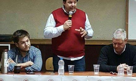 El secretario general del Partido Colorado busca acercar a los jóvenes al partido