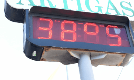Se espera una agobiante jornada de calor en Artigas