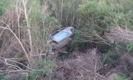 La espirometría del conductor del accidente de Ruta 30 dio positivo y carecía de licencia de conducir