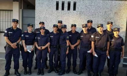 Artigas cuenta con 17 nuevos policias