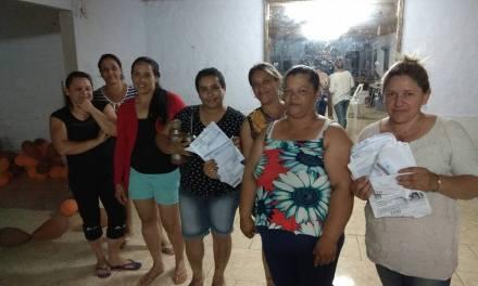 Vecinos de barrio Vitopa reclaman por el valor elevado de las facturas de Ose