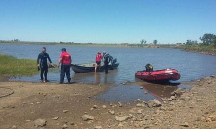 Hallaron el cuerpo del joven que habia desaparecido en las aguas de una represa en la  ciudad de Quarai