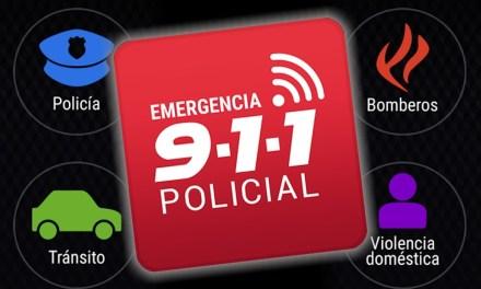 COMO UTILIZAR LA APP 911