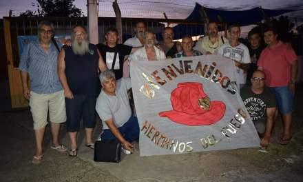 Bomberos retirados de todo el Uruguay se reunieron en Artigas