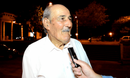 José Gomez,54 años como ladrillero