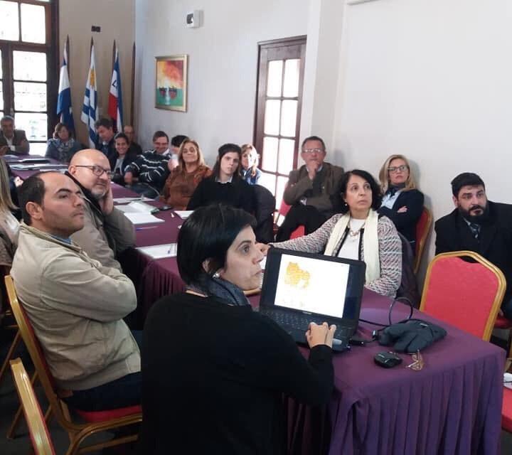 ENCUENTRO DEPARTAMENTAL DE ORDENAMIENTO TERRITORIAL EN ARTIGAS