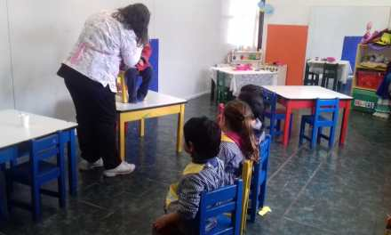 SALUD BUCAL: JORNADAS ODONTOLÓGICAS EN CENTROS CAIF