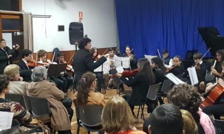 CONSERVATORIO DEPARTAMENTAL DE MÚSICA ACTUÓ A CASA LLENA EN BELLA UNIÓN