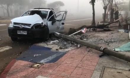 MENOR DE EDAD FALLECIÓ EN SINIESTRO DE TRÁNSITO EN BELLA UNIÓN