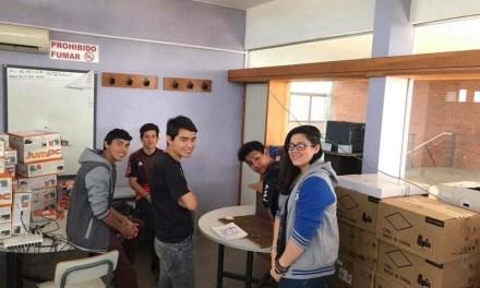 RADIO EDUCATIVA DE LA ESCUELA TÉCNICA DE ARTIGAS ESTÁ AL AIRE