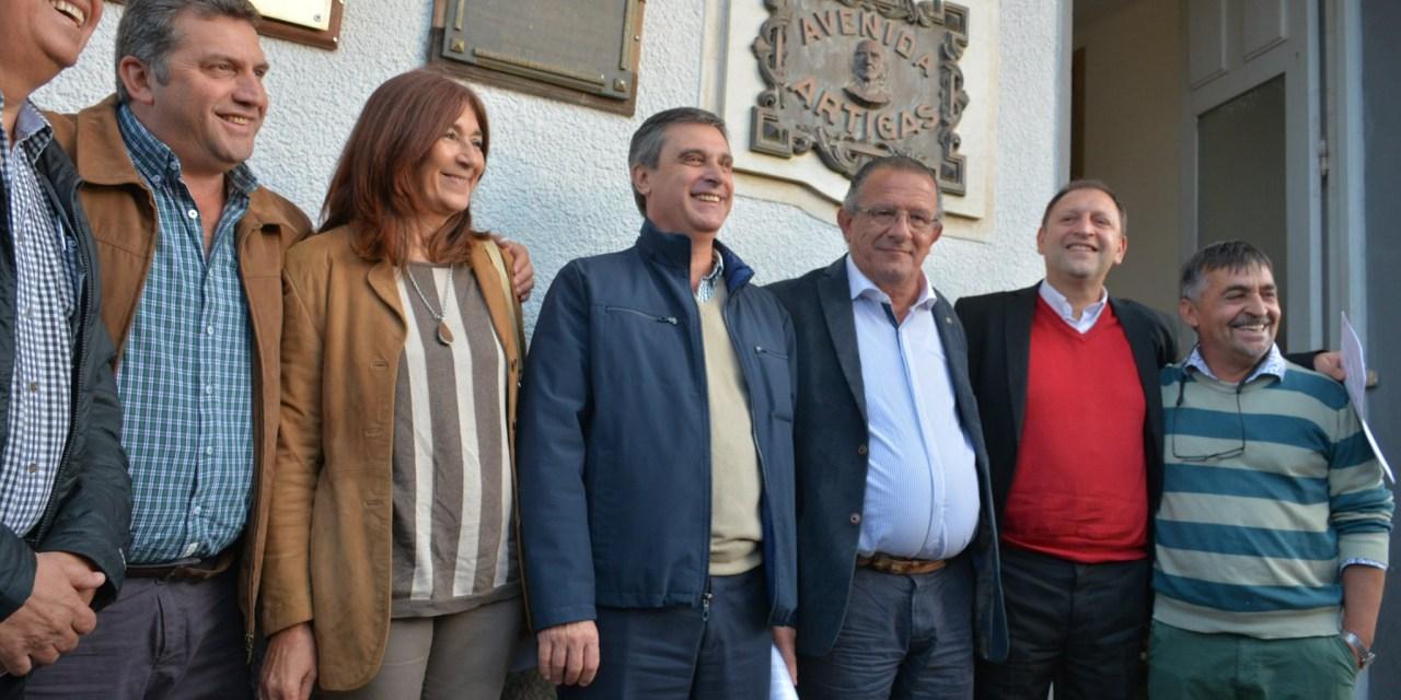 SE FESTEJARON LOS 190 AÑOS DE LA CIUDAD DE BELLA UNIÓN