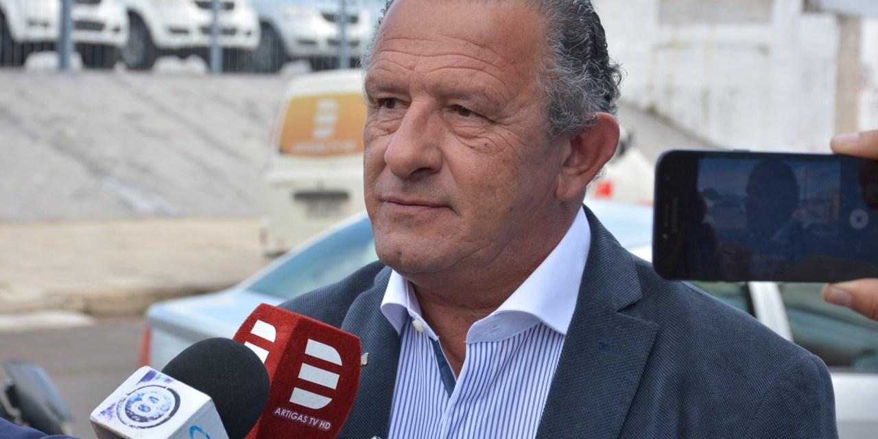 INTENDENTE CARAM : «EMILIANO SORAVILLA ES SINÓNIMO DE HONESTIDAD Y CAPACIDAD»