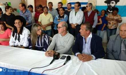 WILLIAM CRESSERI LANZÓ SU AGRUPACIÓN 931 EN BELLA UNIÓN