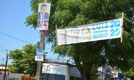 INTENDENCIA RETIRARÁ CARTELERÍA POLÍTICA QUE NO FUÉ RETIRADA DE LA VÍA PUBLICA COMO LA NORMATIVA VIGENTE LO EXIGE