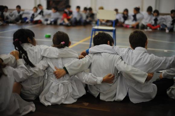 2 DE MARZO COMIENZAN LAS CLASES EN PRIMARIA.
