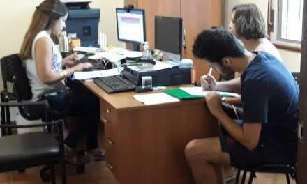 Se brindaron charlas sobre Becas por Bienestar Universitario