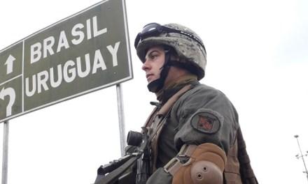EN LA SEGUNDA QUINCENA DE MARZO COMENZARÁN LOS CONTROLES MILITARES EN LA FRONTERA.