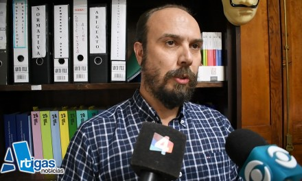 FISCAL IGLESIAS DIJO QUE EL EX INTENDENTE CARAM APORTÓ DOCUMENTACIÓN VOLUNTARIAMENTE EN LA SEDE.