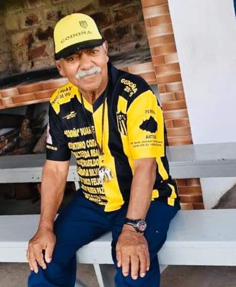 SE CUMPLE UN AÑO DEL FALLECIMIENTO DEL QUERIDO GODOÑA.