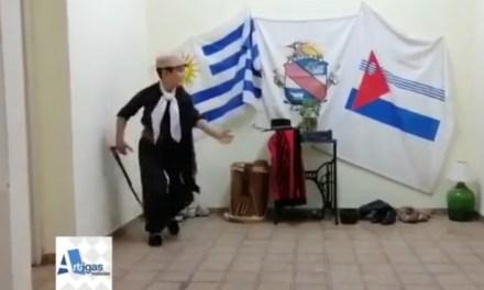 EL ARTIGUENSE FRANCO MANCINI ES FINALISTA DEL PRIMER CAMPEONATO VIRTUAL DE DANZA.