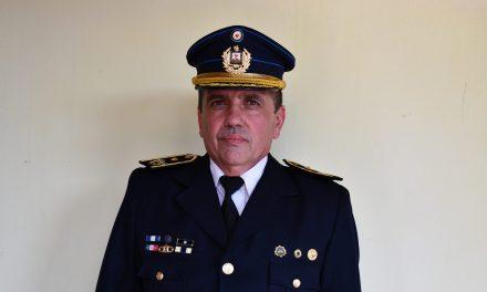 CON LA PRESENCIA DEL SUB DIRECTOR NACIONAL DE POLICÍA ASUMIÓ ADOLFO CUELLO COMO JEFE DEL COMANDO DE ARTIGAS.
