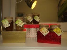 scatole e marmellate..crea il tuo regalo!