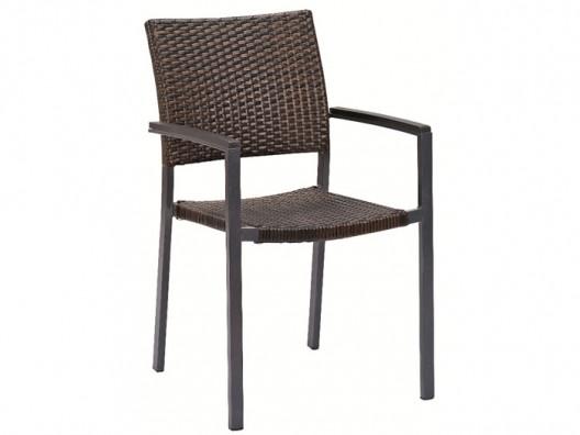 Rattan bahçe sandalyesi