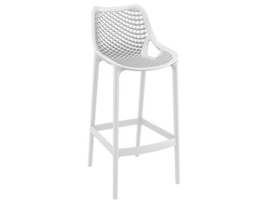 Plastik bar sandalyesi