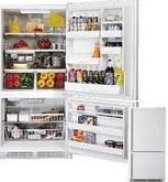 lemari es bottom freezer