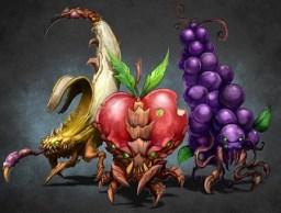 buah tidak sehat