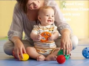 Memicu Perkembangan Otak bayi