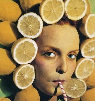 lemon untuk rambut