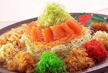 makanan Yu Sheng