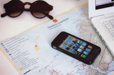 Aplikasi untuk Travelling