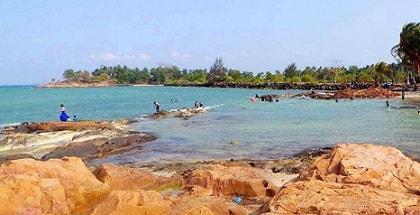 Pantai Sekilak