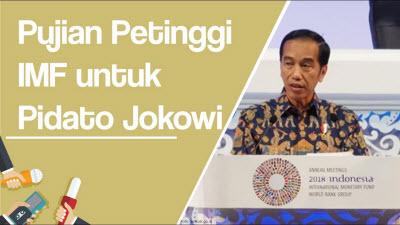Pidato Jokowi Game of Thrones Jadi Perbincangan Dunia