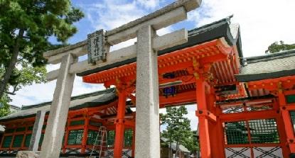 Kuil Sumiyoshi Taisha