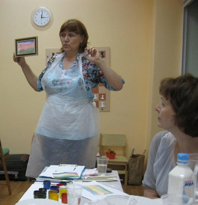 Мастер-класс в Москве