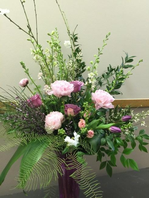 Peonies&roses