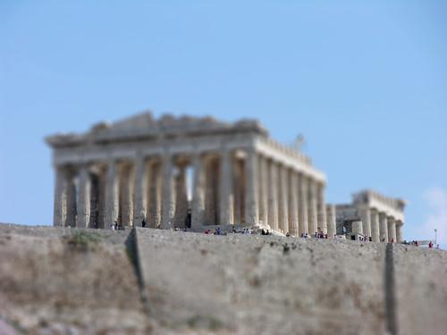 tilt-shift-acropolis