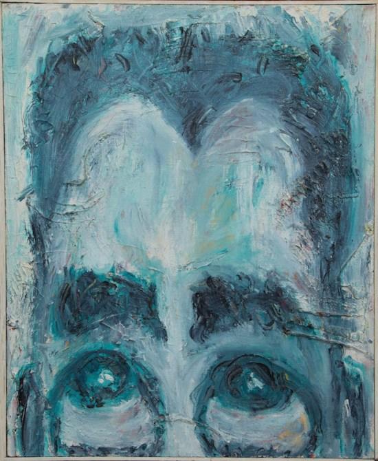 1 Jonathan Blum_Self Portrait