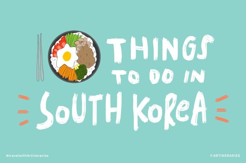Korea 10 Things
