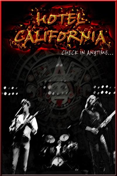 Hotel California Poster 1