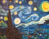Ode to Starry Night.mural