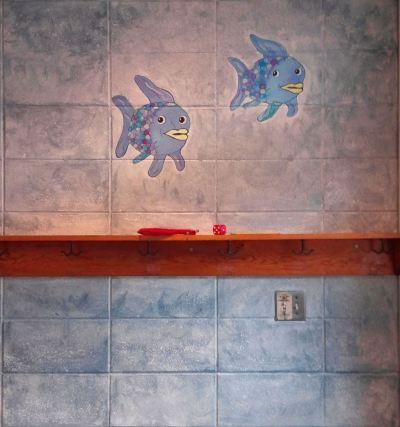 Fish mural.resize