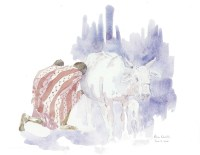 Mothers Milk Field Sketch © Alison Nicholls 2014