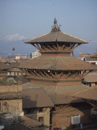 Durbar Square, Patan, Nepal. Photo by Alison & Nigel Nicholls